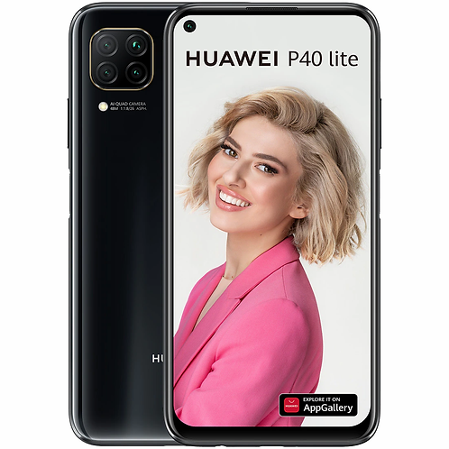 Telefon mobil Huawei P40 Lite, Dual SIM, 128GB, 6GB RAM