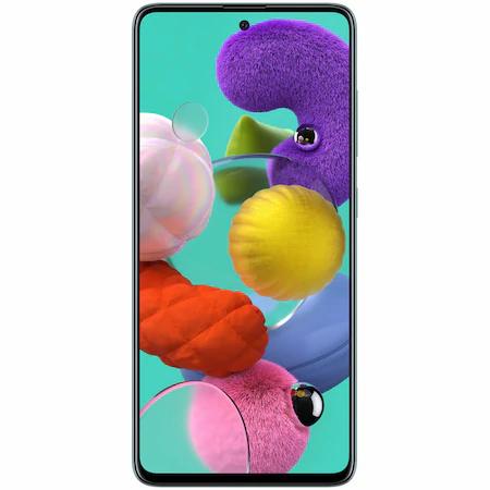 Telefon mobil Samsung Galaxy A51, Dual SIM, 128GB, 4GB RAM, 4G