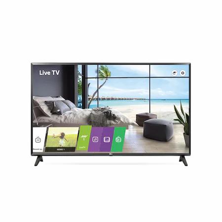 Televizor LED LG, 80 cm, 32LT340C, HD, negru, Clasa A+