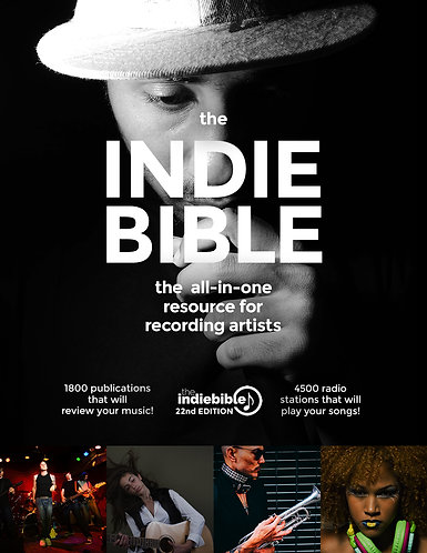 The Indie Bible 22nd Edition — pdf