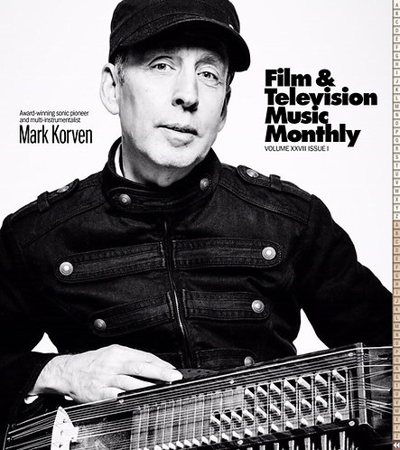 Film & Television Music Monthly — 4 quarterly print issues +12 pdf issues