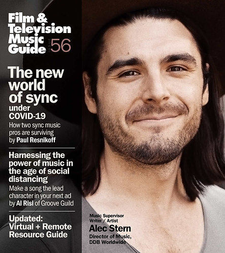Film & Television Music Monthly — 1 print +12 pdf issues