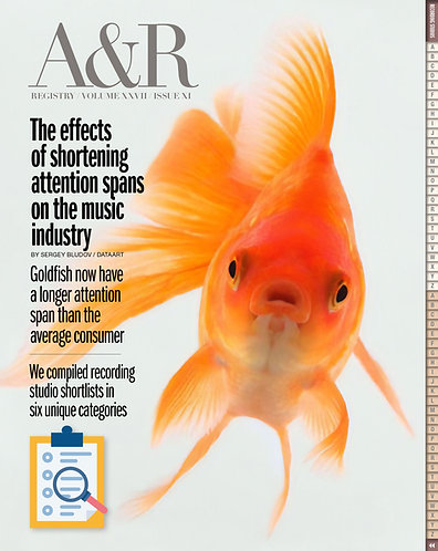 A&R Registry — 4 quarterly pdf issues