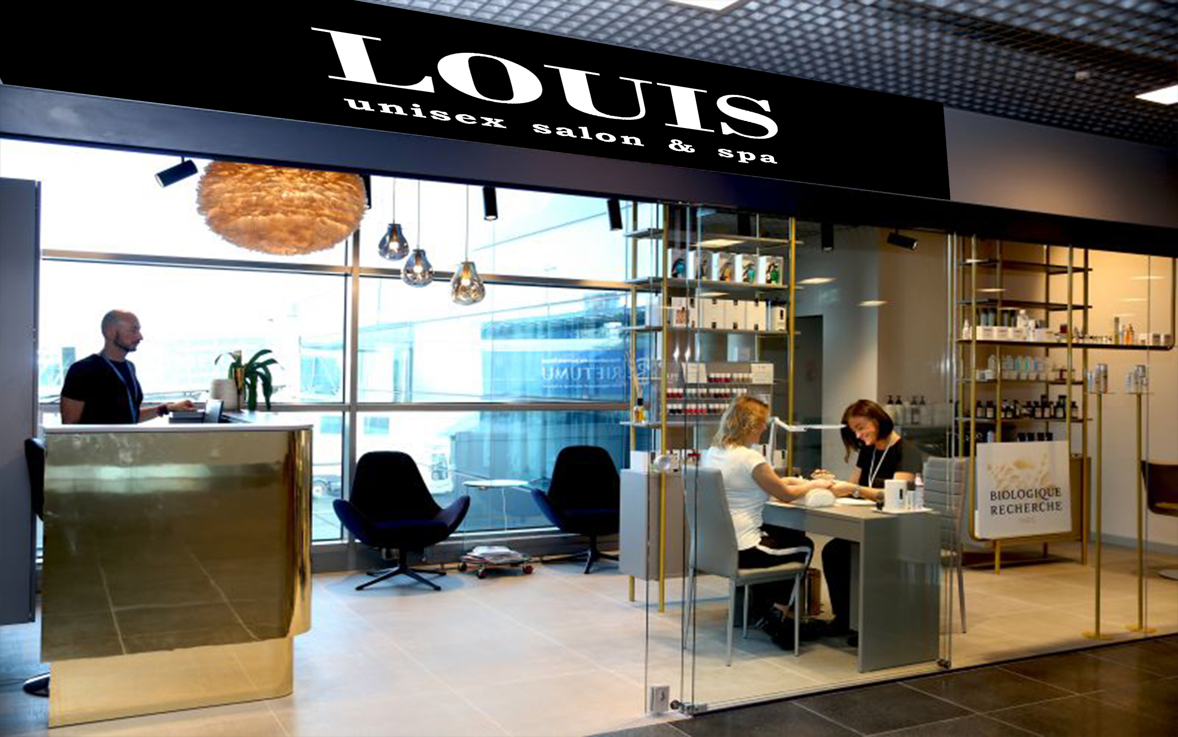 Start Your Own Salon Business With Louis Salon Worldwide Brand