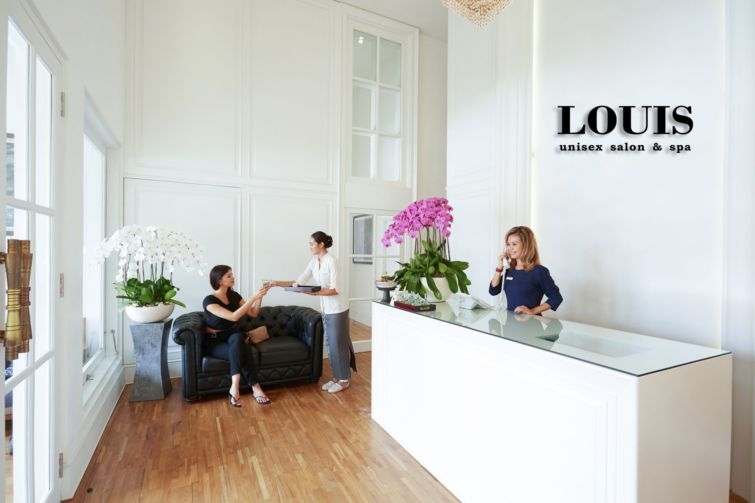 louis+unisex+salon+dubai 1