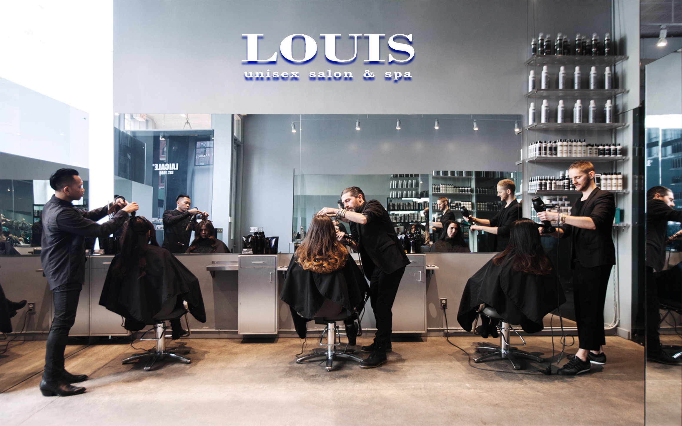 louis+unisex+salon+dubai 16