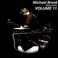 Michael Brook Music Library Volume 11