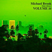 Michael Brook Music Library Volume 20