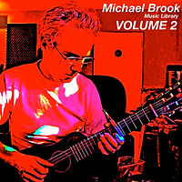 Michael Brook Music Library Volume 2