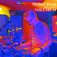 Michael Brook Music Library Volume 14