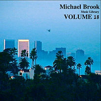 Michael Brook Music Library Volume 18