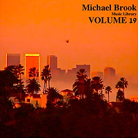 Michael Brook Music Library Volume 19