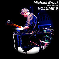 Michael Brook Music Library Volume 9