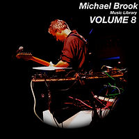 Michael Brook Music Library Volume 8