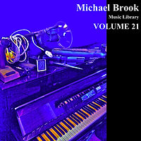 Michael Brook Music Library Volume 21