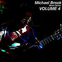 Michael Brook Music Library Volume 4