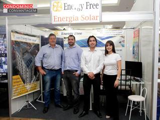 Exposição Energy Free - Energia Solar
