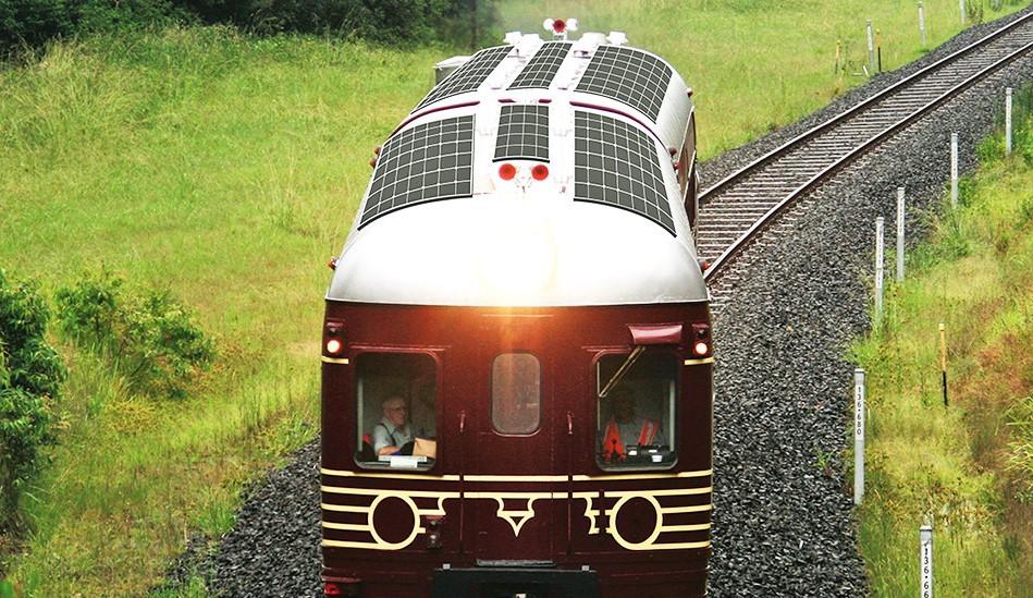 Trem Solar (Energy Source & Distribution News)