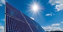 Captação Energia Solar