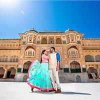 Geetha & Aravind | Couple Outdoor