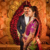 Abinaya & Mohan | Wedding