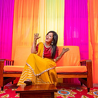 Bharaniga & Varadha | Mehandi