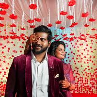 Varadha & Bharaniga | Wedding