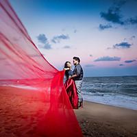 Kruthika & Jishnu | Couple Outddor