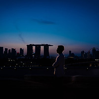 Nivas & Vidya | Singapore | Outdoor | YNOT Photography