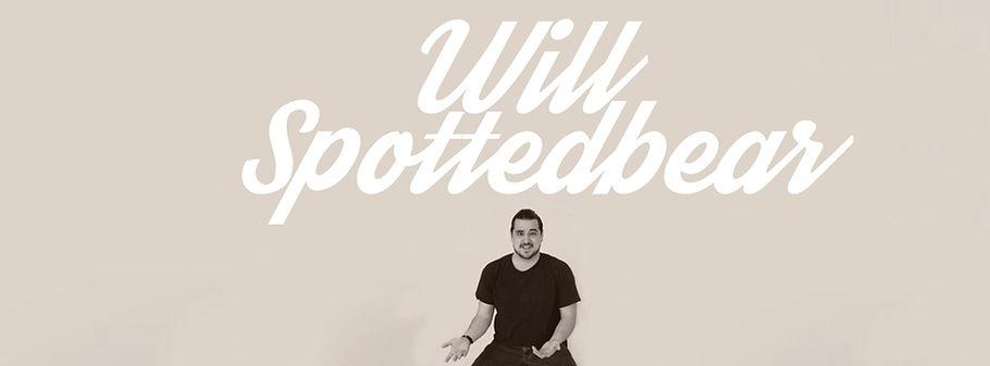 Will Spottedbear Comedian