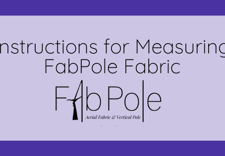Instructions for Measuring FabPole Fabric
