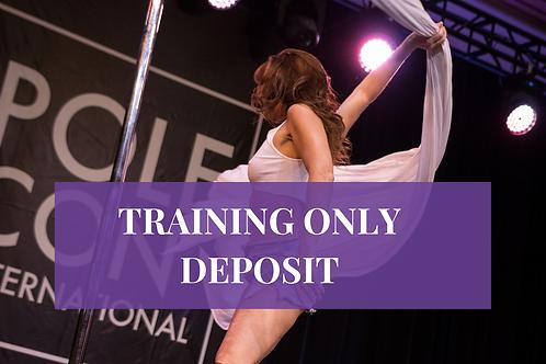 Training Only Deposit