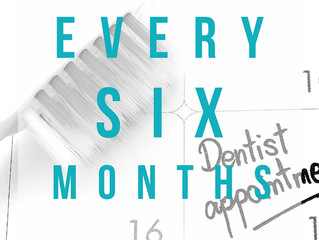 Why Should I Have Dental Cleanings Every 6 Months?