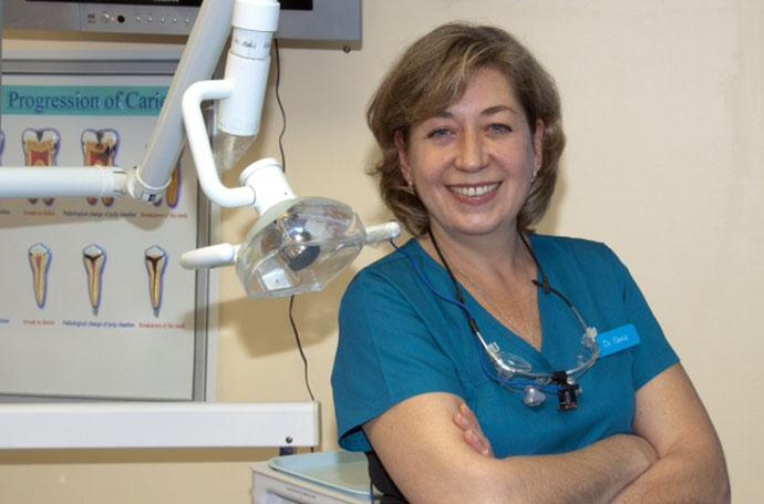 Dentist Siniaver Elena