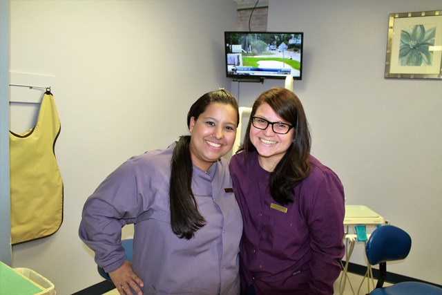 Staff member in Aleris Dental Salem