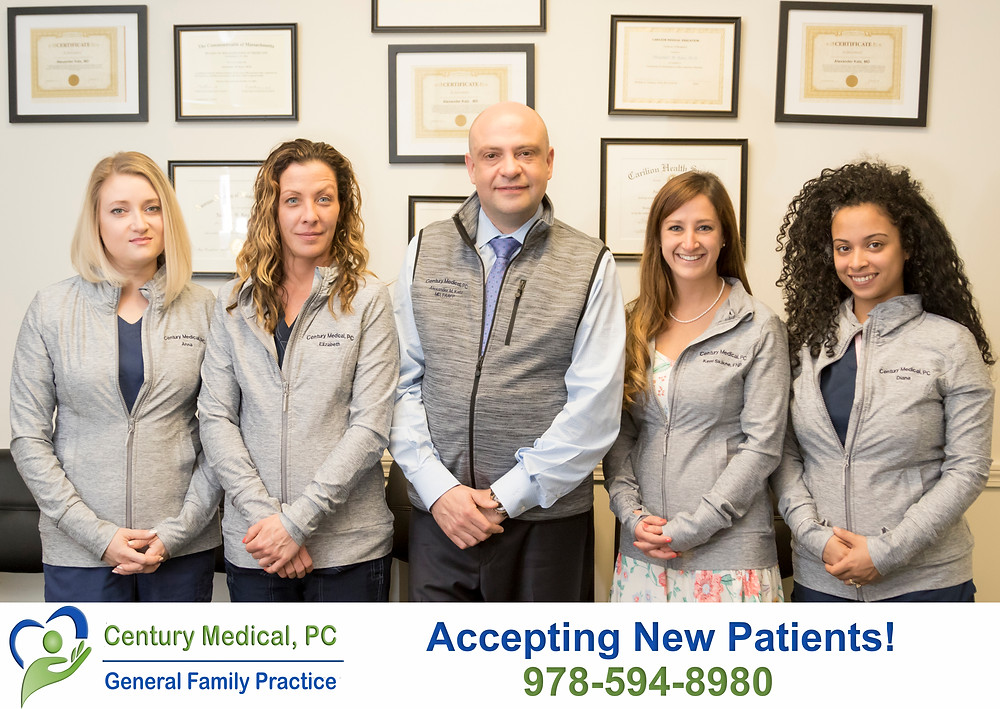 Accepting New Patients Peabody MA