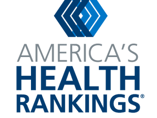 Which is the healthiest state in the country in 2017?