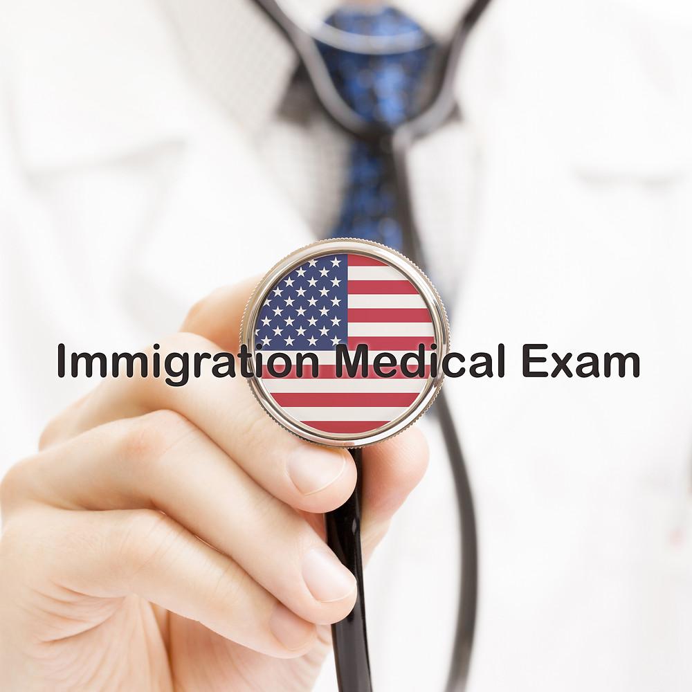 Immigration Medical Exam Peabody MA