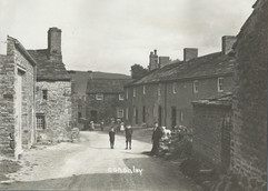Main Street at the bottom of Nethergill, early 20th c.