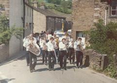 Silver Jubilee parade 1977.