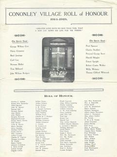1920 Church Memorial.