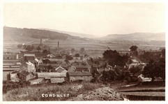 View from the Delph, before 1910.