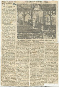 1946 Church fire.
