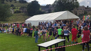 Over £4,200 rasied at the Cononley Gala