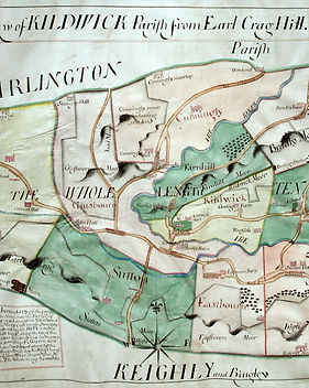 1768  Aview of Kildwick Parish