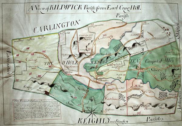 1768 _View incl.  Cunningley  (Christ Church)