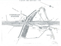 1920s Station, Mill and Railway Goods yard.