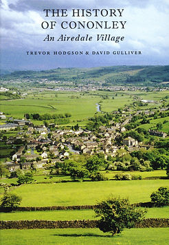 Link to History of Cononley book cover