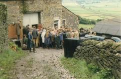 Woodside. Sale of Browside Farm 1967.