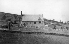 St. John's Church, about 1875.